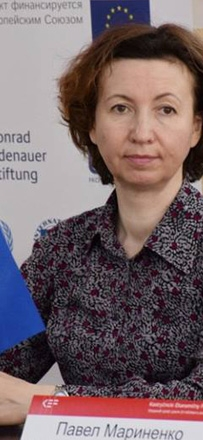 Наталья Берченко